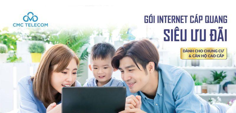 </p> <h2>CMC Telecom Đà Nẵng mạng tốc độ cao cho Hộ Gia đình</h2> <p>